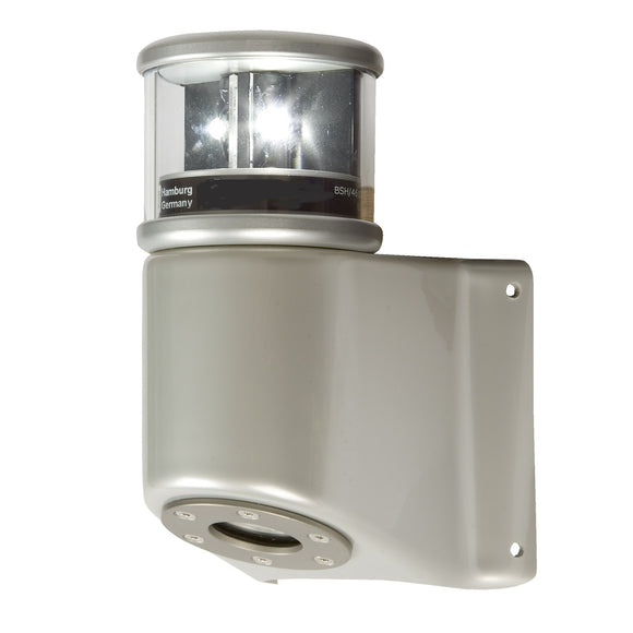 Peters Bey LED 3nm Steaming/Deck Navigation Light - Silver