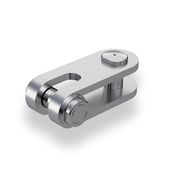 BSI 3/8In Double Jaw Toggle  - Split Pin Clevis
