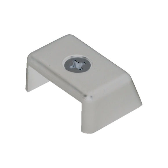 Antal 32mm Track End Stop - Stainless Steel
