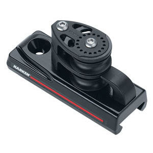 Harken E2750 MR 27mm Double Sheave End Controls w/Dead End Pair