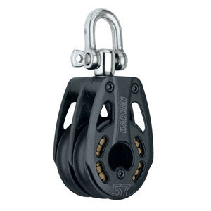 Harken 3217 57mm HL Double Block