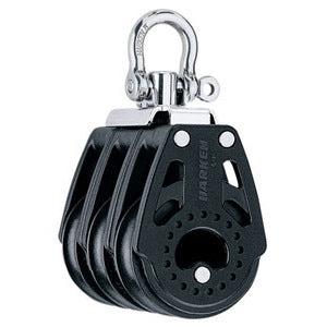 Harken 2640 40mm Carbo Triple Block