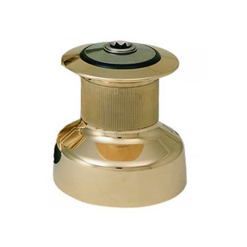 Antal W16/BN Winch - Natural Bronze - 2 Speed 16:1