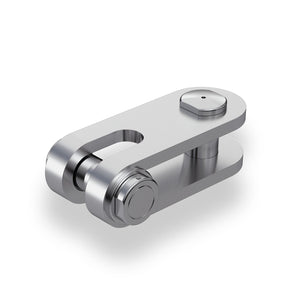 BSI 5/8In Double Jaw Toggle  - Split Pin Clevis