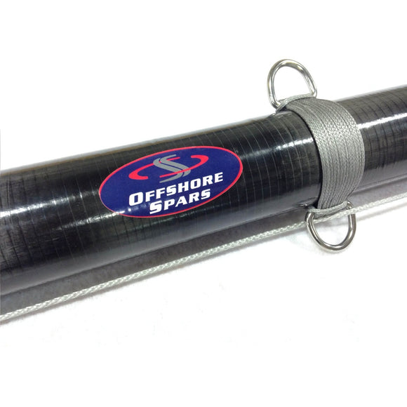 Moore 24 Carbon Spinnaker Pole Double D-Rings