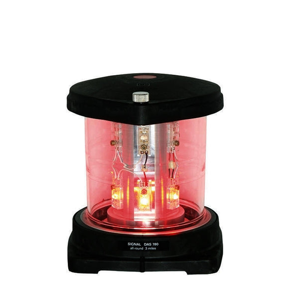 Peters Bey LED 780 Double Red Signal Light - 24v