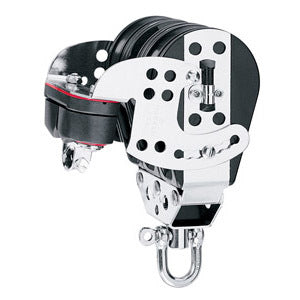 Harken 1555 3.00 Midrange Triple w/Hexaratchet and Cam Cleat