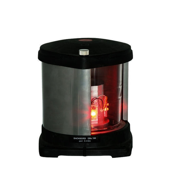 Peters Bey LED 780 Side Light Red - 230v
