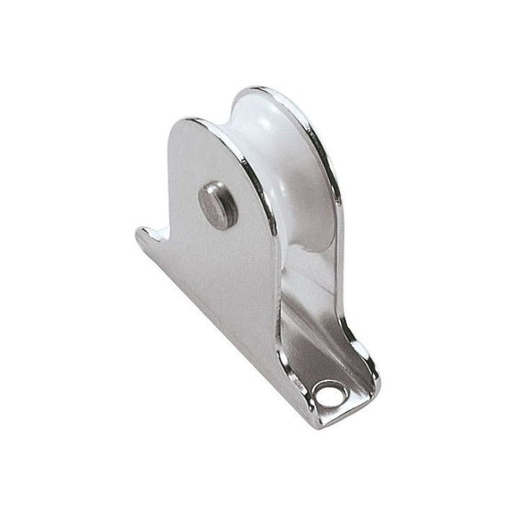 Ronstan Single Lead Block 29mm with removable sheave