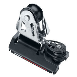 Harken G224B SB 22mm 4-1 CB Genoa Lead Car w/Double Sheaves