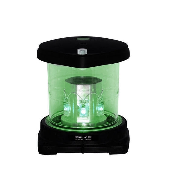 Peters Bey LED 780 Green Signal Light - 115/120v