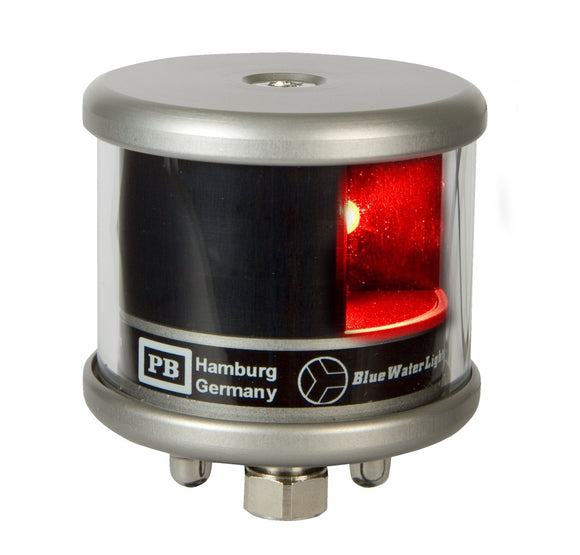 Peters Bey LED Port Navigation Light - Silver