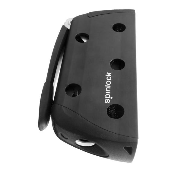 Spinlock XXB Powerclutch - Black, Side Mount Port, Remote