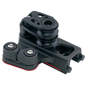 Harken 1633 Pair/Double Midrange Traveler End Controls w/Cams