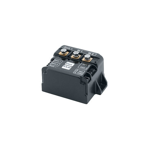Harken Dual Function Control Box-W50 Horizontal Right Motor 24V