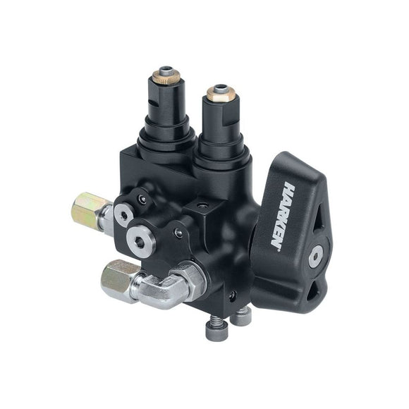 Harken Sculpted Double Acting Valve - Panel