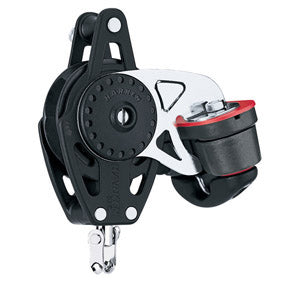 Harken 2684 75mm Carbo Ratchamatic w/Cam and Becket