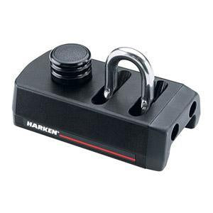 Harken 3213 Big Boat Adjustable Pin Stop w/Shackle