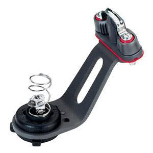 Harken 402 Small Swivel Base w/Double Cam