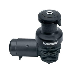 Harken 70 Electric ST Performa Winch 2 Speed 24V Horiz Left Motor
