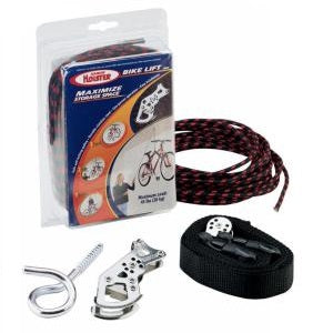 Harken 7800 Bike Utility Hoister Lift System 10-45 lb 10ft