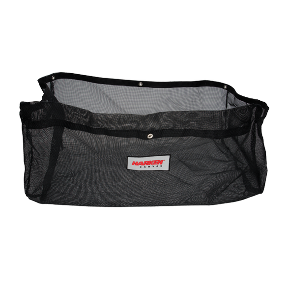 Harken E Scow Mesh Spinnaker Bag Black