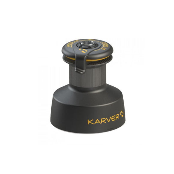 Karver KSW40 Extra Speed Manual Winch