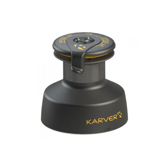 Karver KSW46 Extra Speed Manual Winch