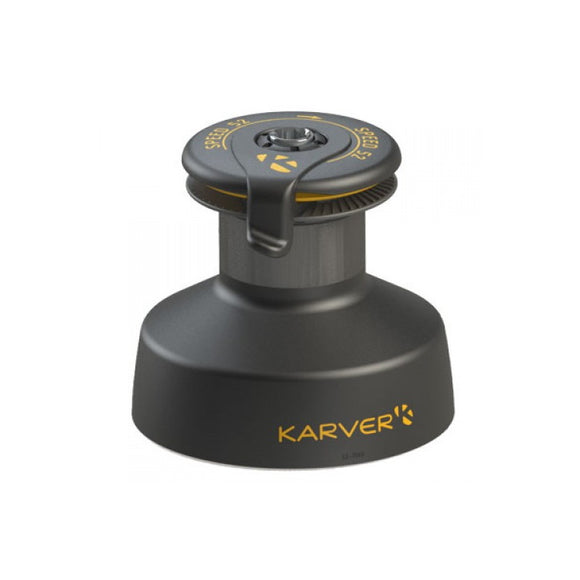 Karver KSW52 Extra Speed Manual Winch