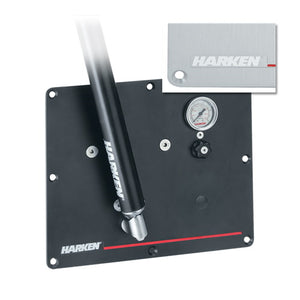 Harken MVP-1 Single Function Panel with Two Speed Pump Clear
