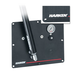 Harken MVP-1 Single Function Panel with Two Speed Pump Carbon