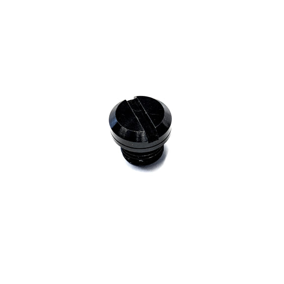 Navtec Series 7 Port Plug, Hardcoat Anodized Aluminum