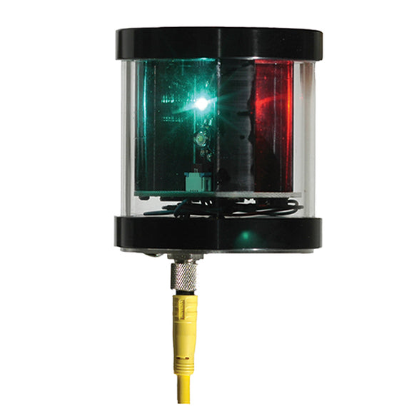 OGM LX Classic Series LED Tri/ Anchor Navigation Light w/ strobe