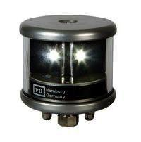 Peters Bey LED 3nm Steaming Navigation Light - Silver