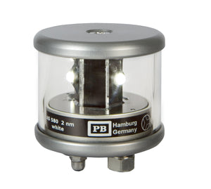 Peters Bey LED Anchor Navigation Light - Silver