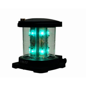 Peters Bey LED 780 Double Green Signal Light - 230v