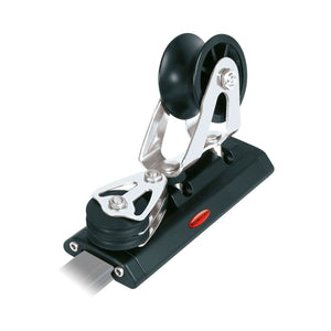 Ronstan Series 30 Genoa Car, 200mm, Double Control Sheave