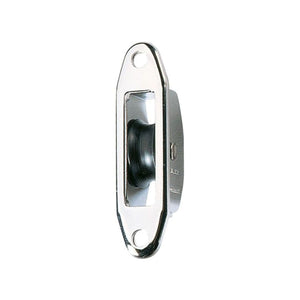 Ronstan Series 20 BB Block, Single Exit, Cover Plate