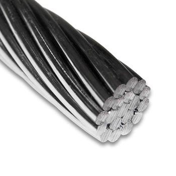 Stainless Steel 1x19 Wire - Grade 316 - 5/16in