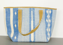 Dhurrie Tote Bag - Cane And Camilla