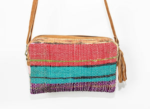 Crossbody Boho Bag - Cane And Camilla