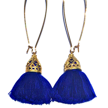Waikiki Tassel Earrings