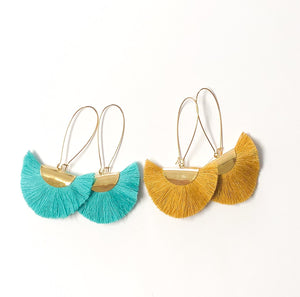 Kokomo Tassel Earrings
