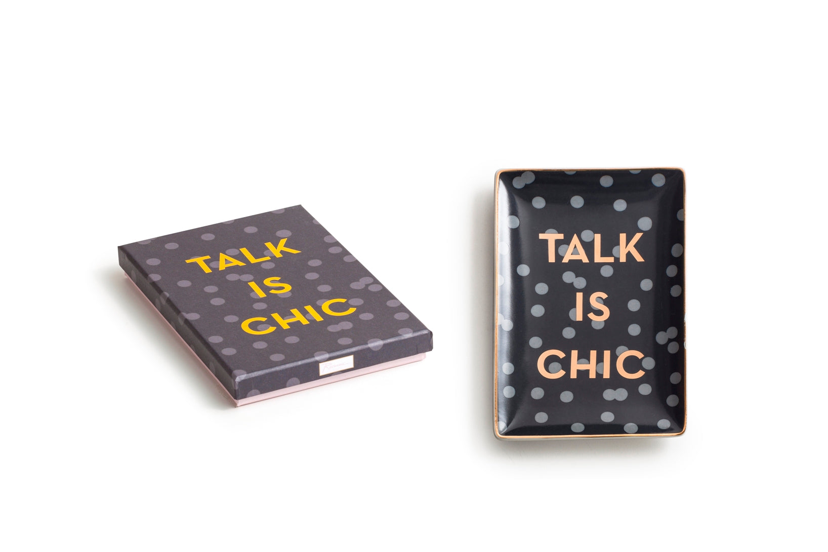 Talk is Chic - Ladies Choice, Trinket Tray, ROSANNA-VONMEL Luxe Gifts