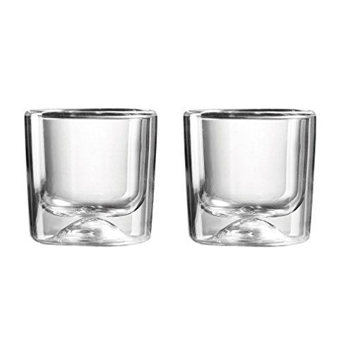 Espresso Glasses-S/2, Coffee Project, GUZZINI-VONMEL Luxe Gifts