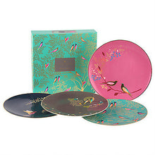 Chelsea Collection, Cake Plates S/4, SARA MILLER LONDON-VONMEL Luxe Gifts