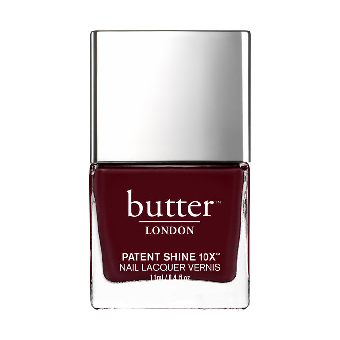 Afters - Patent Shine 10X, Nail Polish, BUTTER LONDON-VONMEL Luxe Gifts