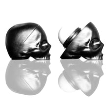 Capital Vices Skull Lip Balm, Black/Mint, REBELS REFINERY-VONMEL Luxe Gifts