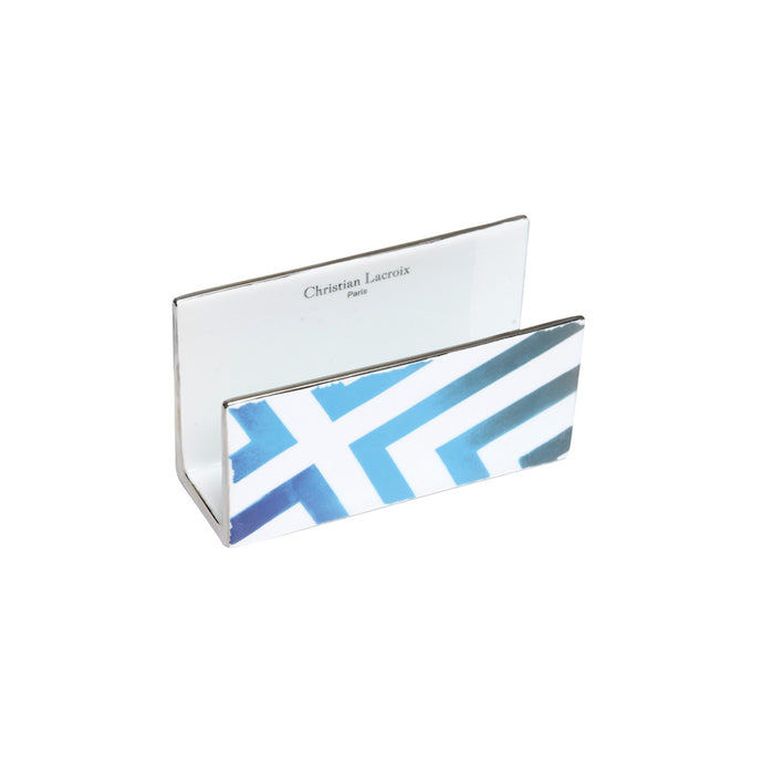Sol Y Sombra - Sunrise Blue, Letter Sorter, CHRISTIAN LACROIX-VONMEL Luxe Gifts