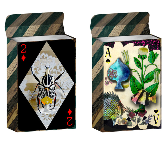Maison de Jeu, Playing Cards, CHRISTIAN LACROIX-VONMEL Luxe Gifts